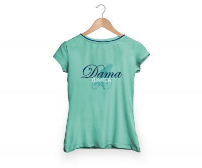 다마 비앙카 티셔츠